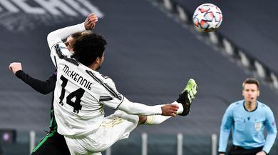 Juve-Ferencvaros, la moviola: Zubkov-Morata ok. Contatto, non fallo