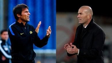 Diretta Inter-Real Madrid ore 21: dove vederla in tv, in streaming e probabili formazioni