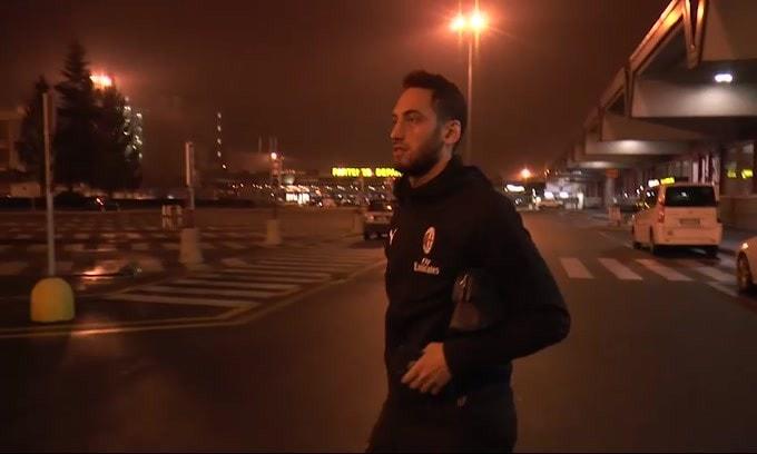 Calhanoglu a Torino per trovare Demiral