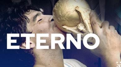 Maradona è morto: addio al genio del calcio