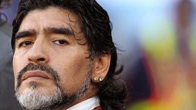 Morte Maradona, minuto di silenzio in Serie A e nelle coppe europee
