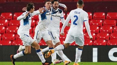 Liverpool-Atalanta 0-2: Gasperini sbanca Anfield con Ilicic e Gosens
