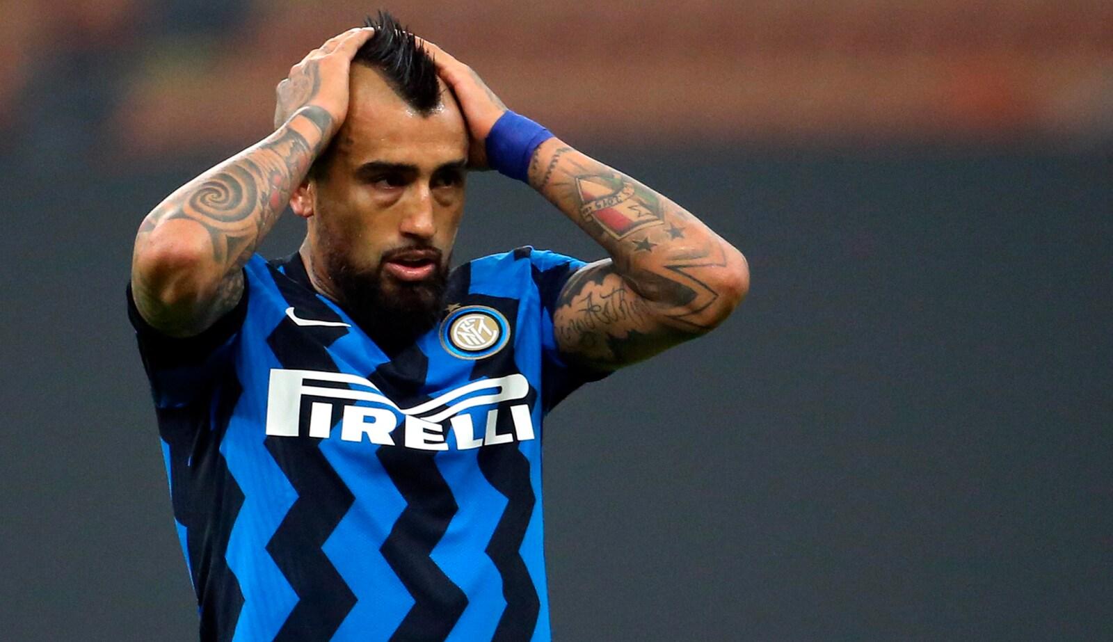 Troppo Real e disastro Vidal: Champions da incubo per l'Inter