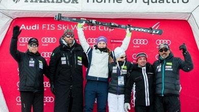 Lutto nello sci, è morto Valerio Ghirardi