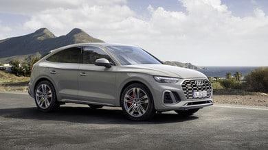 Audi SQ5 Sportback, SUV sportivo ad alte prestazioni