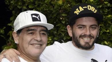 Maradona, il figlio Diego Jr tra Covid e il lutto: il racconto