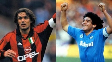 Maradona, l'aneddoto di Maldini: