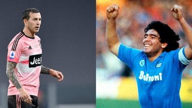 Maradona, Bernardeschi: