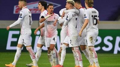 Lilla-Milan 1-1: Castillejo non basta, Pioli resta secondo nel girone di Europa League