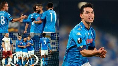 Gattuso primo nel girone di Europa League! Il Napoli batte il Rijeka 2-0