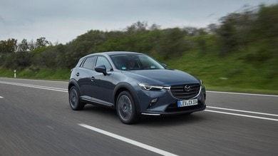 Prova Mazda CX-3 2021: come le grandi