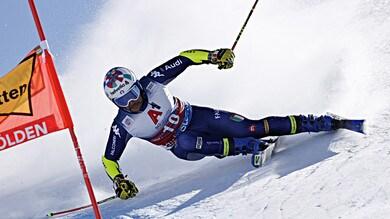 Sci alpino, parallelo Lech: out De Aliprandini e Borsotti