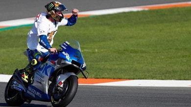 MotoGP: il Torino celebra Mir e Suzuki con maglietta speciale