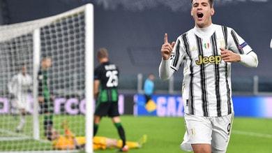 Juventus, formazioni ufficiali: ci sono Ramsey e Cuadrado