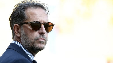 """Paratici: """"Dybala criticato come De Ligt lo scorso anno, la Juve è tranquilla"""""""