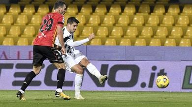Benevento-Juve 1-1, Pippo Inzaghi ferma Pirlo