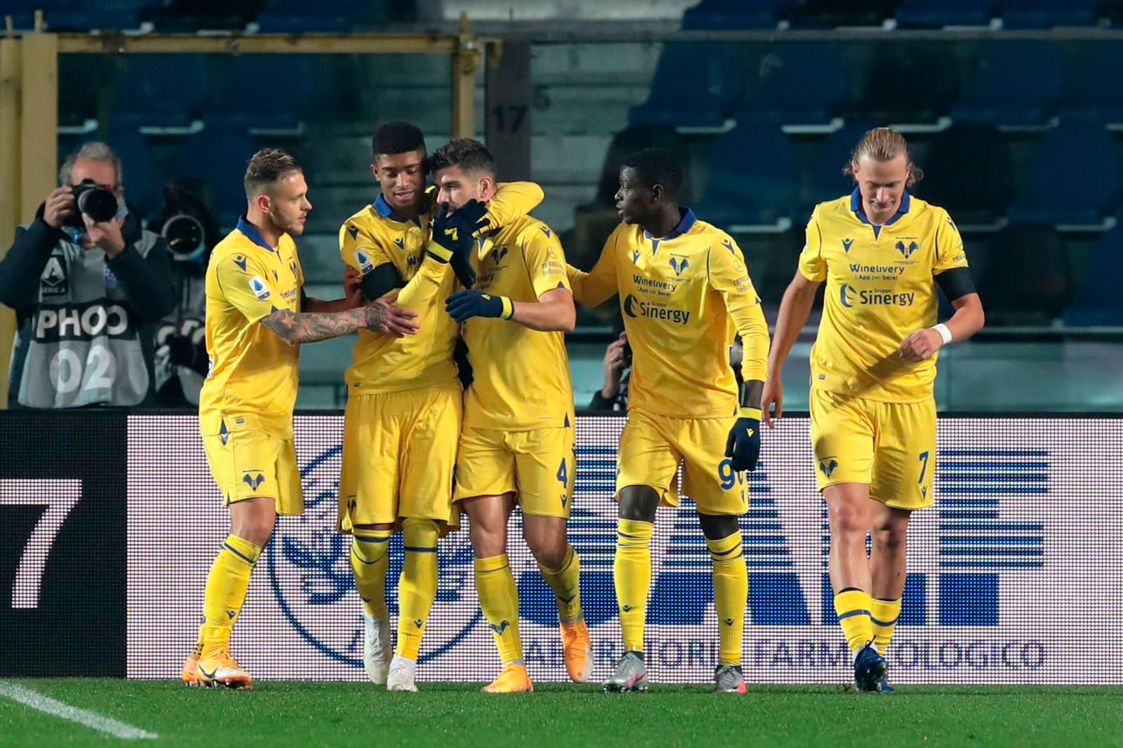 Veloso e Zaccagni abbattono l'Atalanta: che gioia per il Verona
