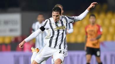 Benevento-Juve, le pagelle: De Ligt, tackle e coraggio. Lampi di vero Chiesa