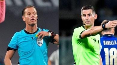 Champions League: Sidiropoulos arbitrerà l'Atalanta, Makkelie l'Inter