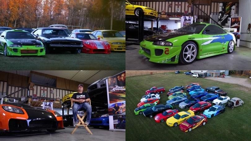 Fast & Furious, in Canada collezione record di auto replica GLI SCATTI
