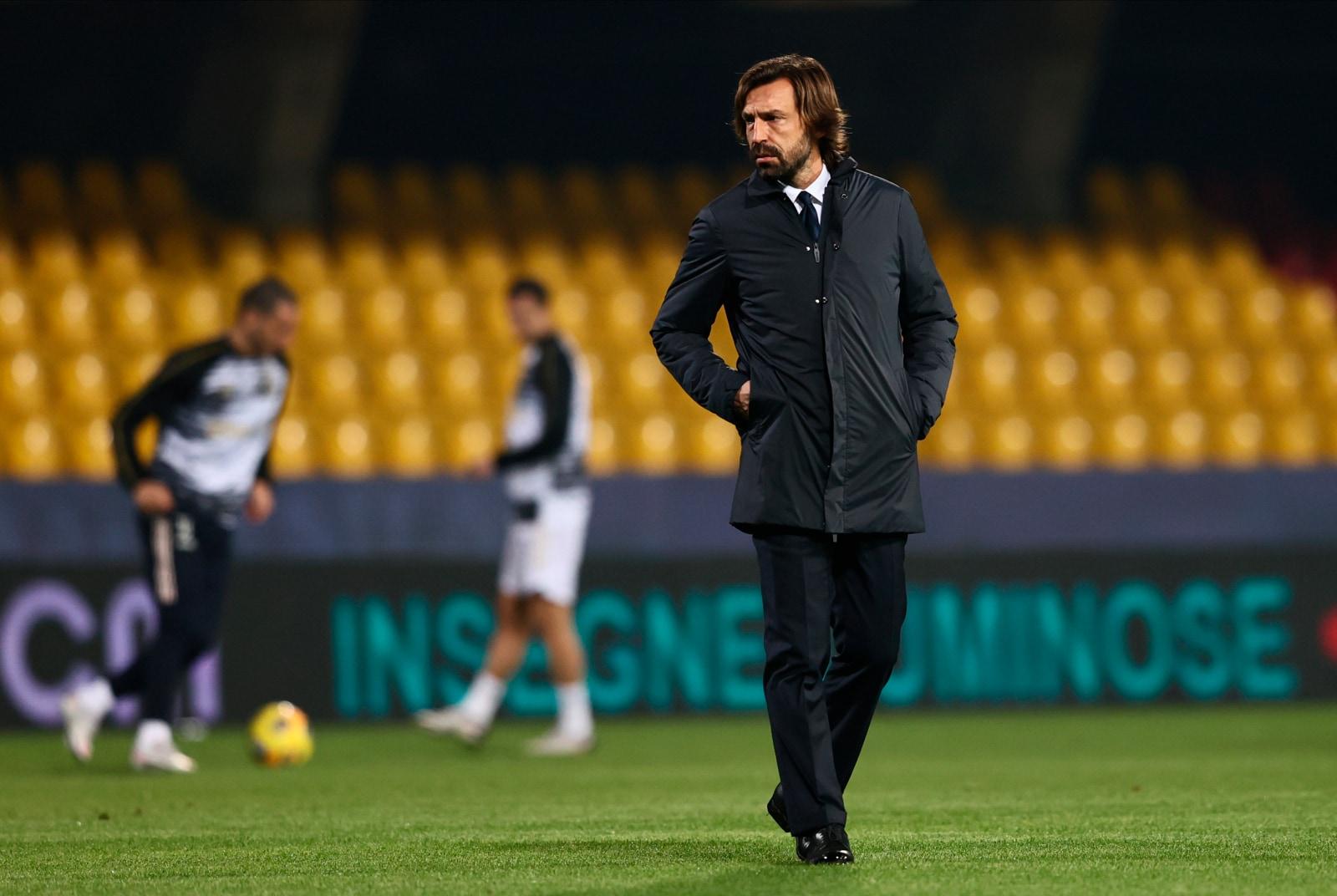 Juve-Dinamo Kiev, la probabile formazione di Pirlo