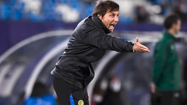 Conte, eroe in patria ma in Champions...