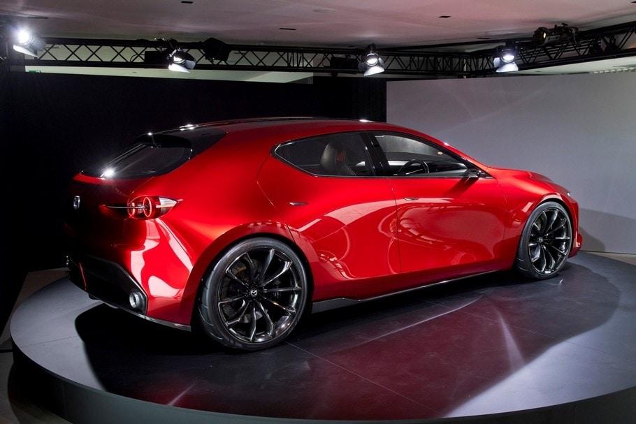 Concept: Mazda KAI