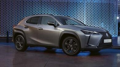 Lexus UX Sport, l'urban crossover full hybrid