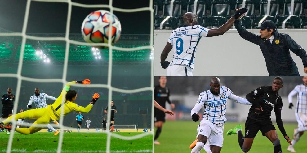 Lukaku, che doppietta per Conte: l'Inter può ancora sperare