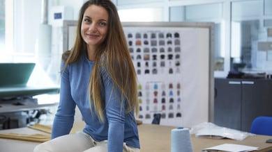 Falconeri sceglie Martina Peterlini come brand ambassador