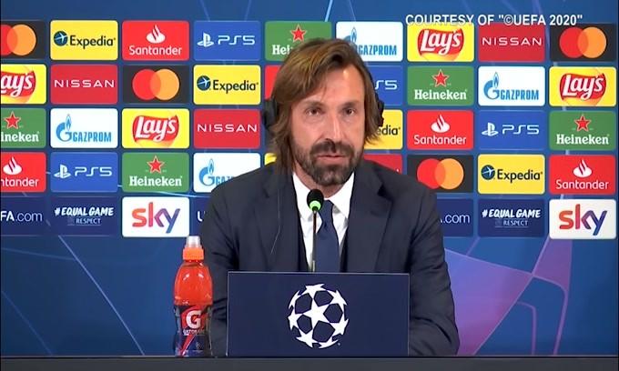 """Pirlo su Alex Sandro: """"Ritrovato un grande giocatore"""""""