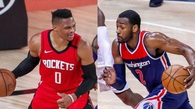 Nba, scambio clamoroso Westbrook-Wall: accordo tra Wizards e Rockets