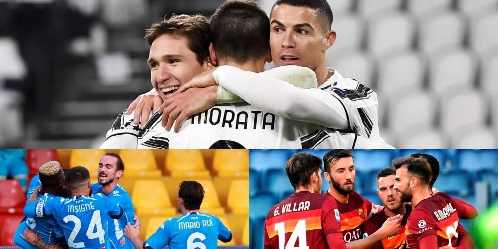 Ranking Uefa, la top 20: la Juve è terza, superato il Real
