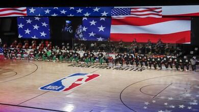 NBA, 48 giocatori positivi al covid dopo i primi test