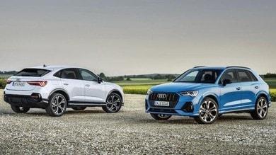 Audi Q3 ibrida plug-in, la compatta TFSI sale di potenza
