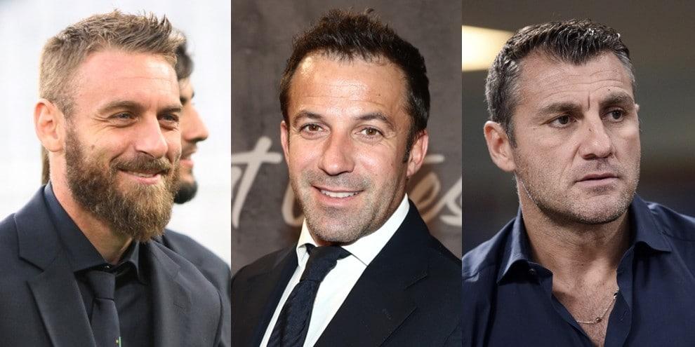 Da Del Piero a Vieri, quest'anno a Coverciano una classe pazzesca!