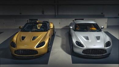 R-Reforged, omaggio a Zagato con le Twins Vantage V12