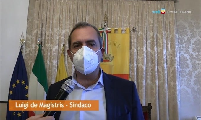 "Napoli, De Magistris conferma: ""Stadio intitolato a Maradona"""