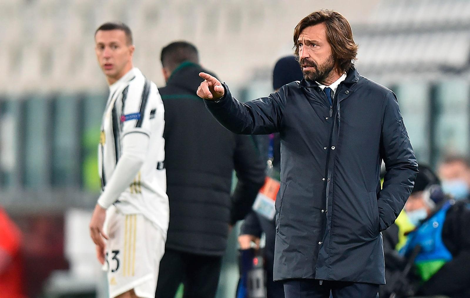 Juve-Torino, la formazione ufficiale di Pirlo