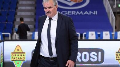 Serie A, Fortitudo Bologna: Meo Sacchetti esonerato