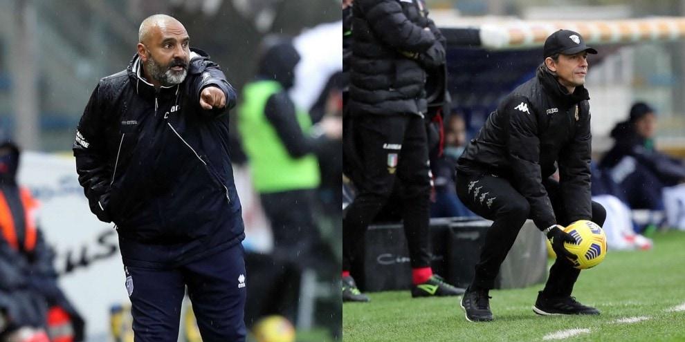 Liverani e Inzaghi si dividono la posta in palio: 0-0 tra Parma e Benevento