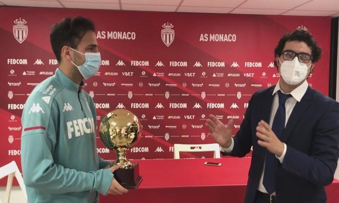 """Fabregas: """"Il Golden Boy vale come il Pallone d'Oro"""""""