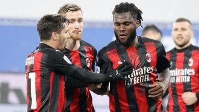 Sampdoria-Milan 1-2: Kessié-Castillejo, a Ranieri non basta Ekdal