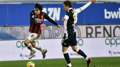 Sampdoria-Milan 1-2, il tabellino