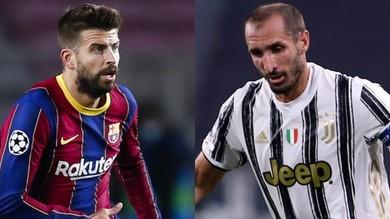 Barcellona-Juve, gli assenti Champions