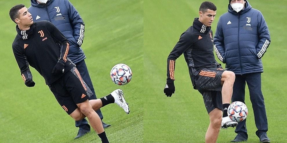 Juve, Ronaldo sfida Messi: è già show in allenamento!