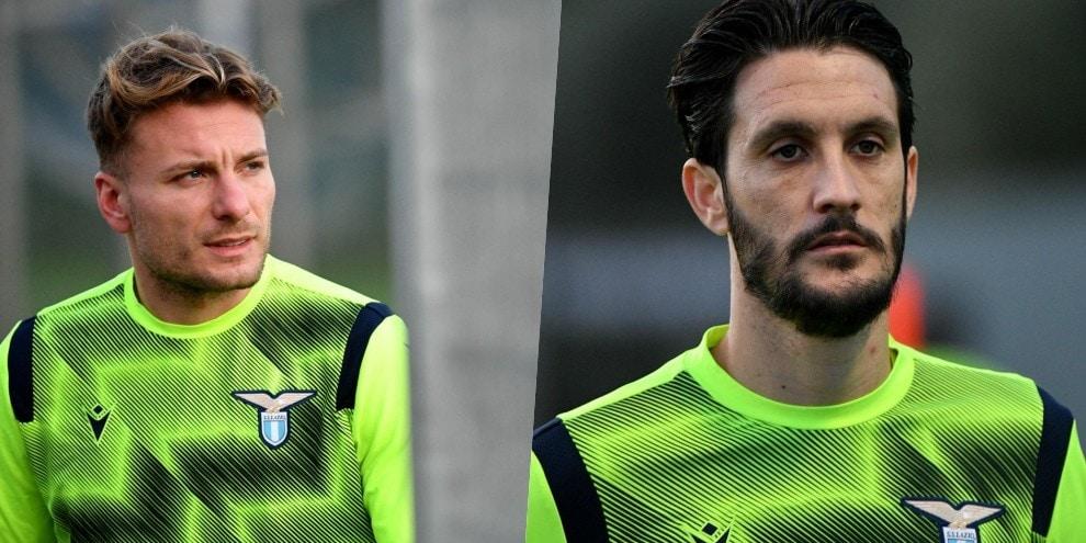 Lazio, Immobile e Luis Alberto pronti per il Bruges