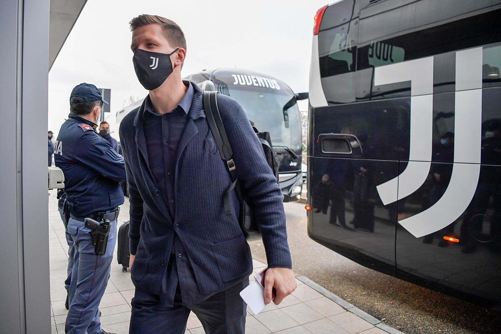 La Juve è sbarcata a Barcellona: le foto del viaggio