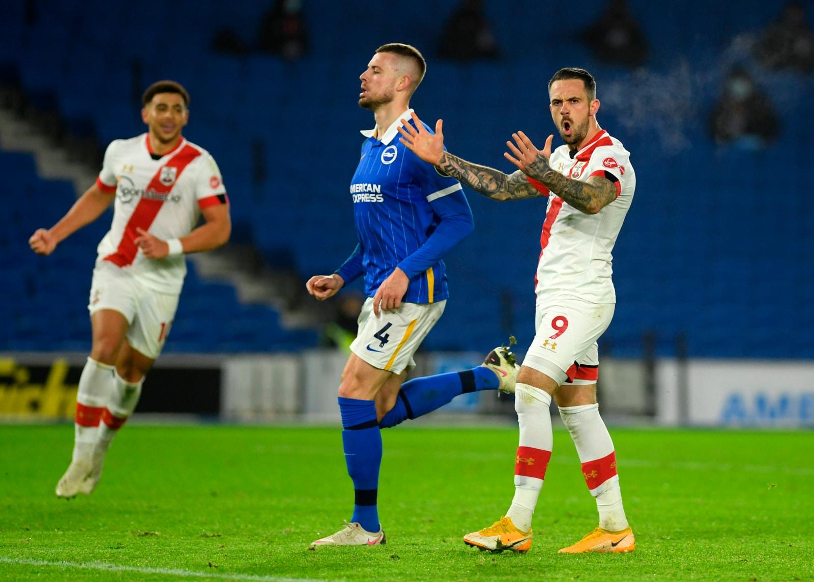 Southampton corsaro a Brighton: zona Champions a un passo