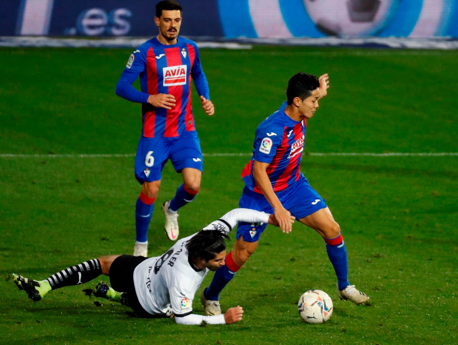 All'Ipurua finisce 0-0: un punto a testa per Eibar e Valencia